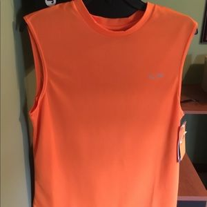NWT Men's Orange Champion Tank